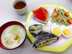 2015.10.03 親子料理教室