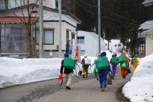 2018/01/20~21 新潟県除雪ボランティア